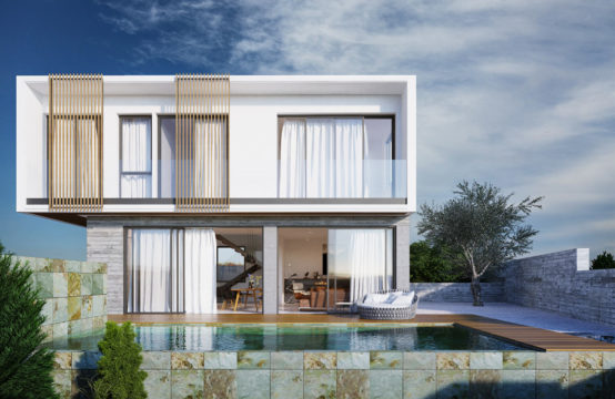 Vista Residences – 3 bedrooms Villa
